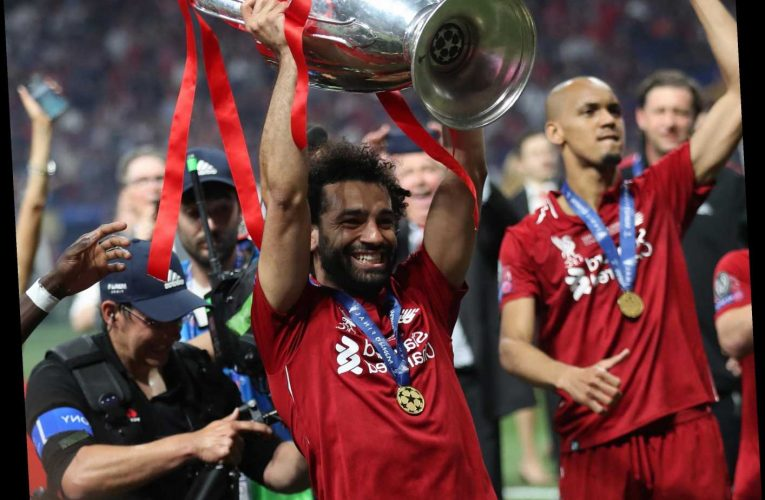 Mo Salah says Liverpool 'deserve the title' after just SEVEN games and rules Chelsea and Tottenham out of title race