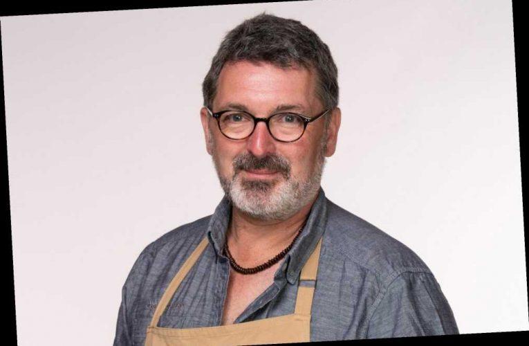Who is Bake Off 2020 contestant Marc Elliott?