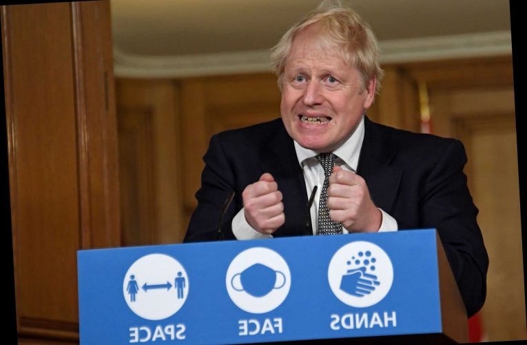 Boris Johnson to give press conference tonight as England goes into second lockdown