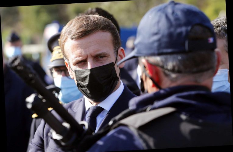 EU-lover Macron now admits borderless Europe has let terrorists wander freely as he calls for Schengen area rethink