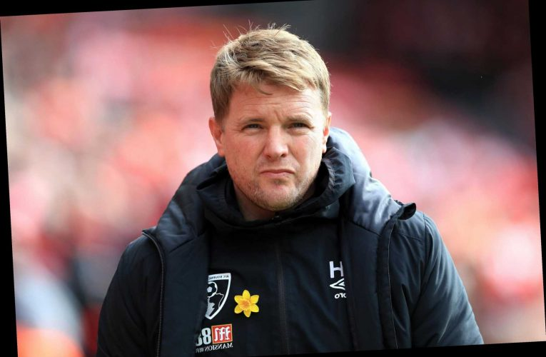 Eddie Howe next club odds: Crystal Palace, Newcastle, Everton, Aston Villa and West Ham in the mix