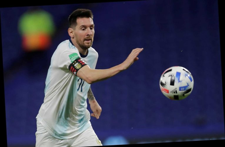 Football betting tips: Lionel Messi to score in crunch clash with Peru – World Cup qualifer predictions