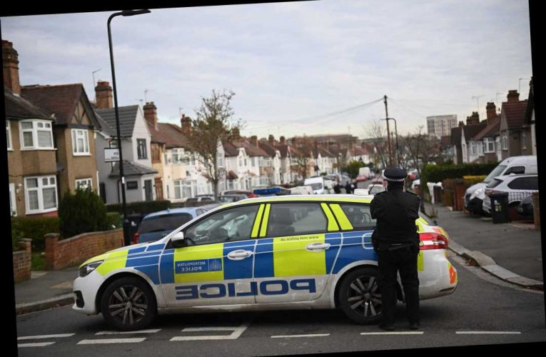 Woman, 62, dies after suffering head injuries at West London home as cops arrest man, 31