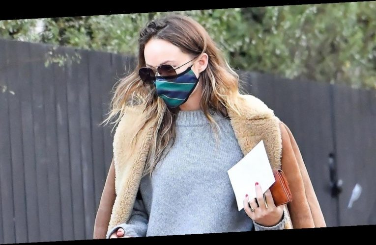 Olivia Wilde Ditches Her Engagement Ring After Jason Sudeikis Split