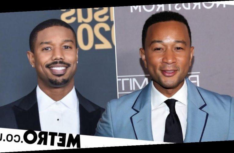 John Legend responds as Michael B Jordan becomes Sexiest Man Alive