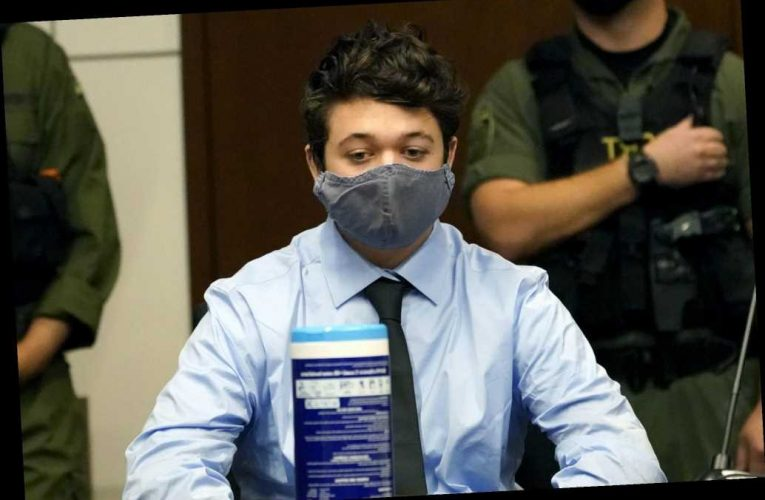 Kyle Rittenhouse ordered held on $2M bail in Kenosha