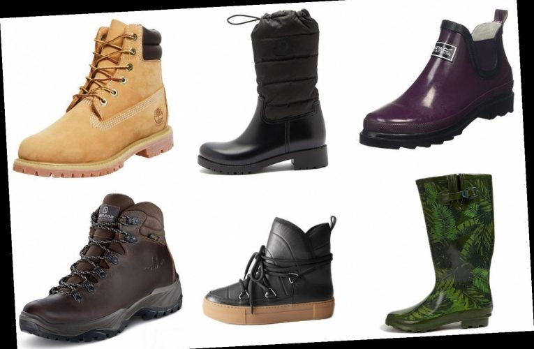 Best waterproof boots for women | The Sun UK