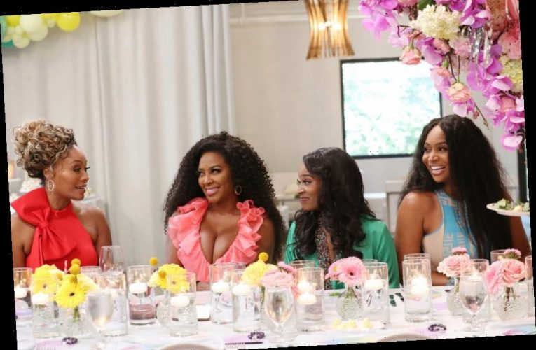 'Real Housewives Of Atlanta' Suspends Production For 2 Weeks After Positive COVID-19 Test