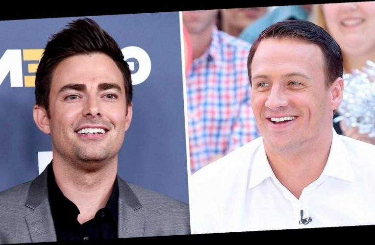Ryan Lochte and Jonathan Bennett Put Their Friendship to the Test