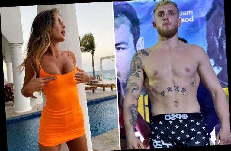 Jake Paul says stunning girlfriend Julia Rose 'f***ing hates' him after revealing SEX BAN ahead of Nate Robinson fight