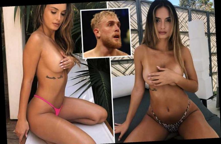 Stunning model Julia Rose – who became star after flashing boobs at World Series – dating Youtube boxer Jake Paul – The Sun