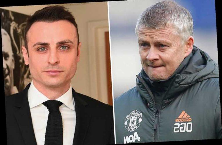 Man Utd boss Ole Gunnar Solskjaer slammed by Dimitar Berbatov for 'making excuses' over fixture pile-up