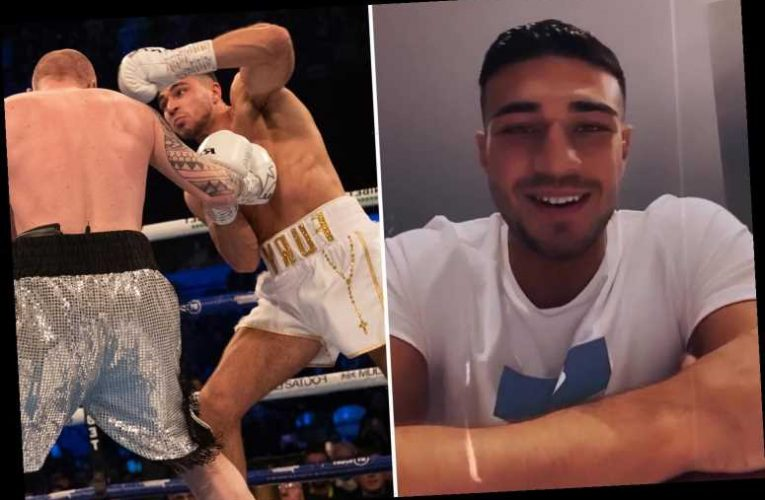 Tommy Fury fight FREE: Start time, live stream, TV channel, record for Love Island star's boxing return