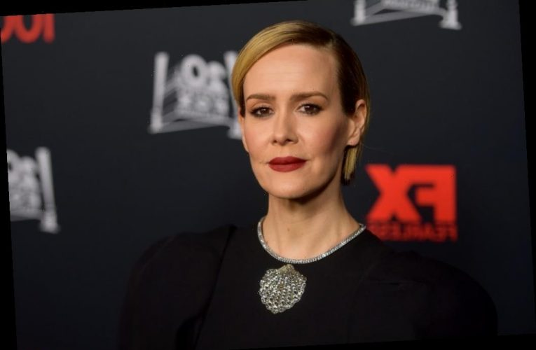 'Impeachment: American Crime Story': Why Sarah Paulson Says Playing Linda Tripp Is a 'Huge Stretch'