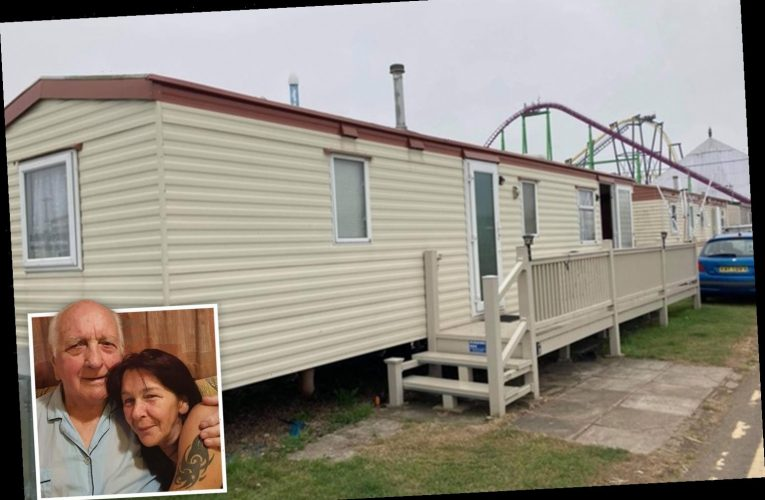 Devastated family forced to scrap £12k caravan after park bans trailers more than 22 years old