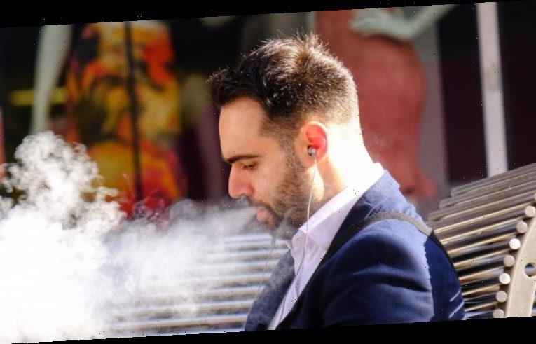 Butts out: Council proposes ban on smoking, vaping throughout Melbourne CBD