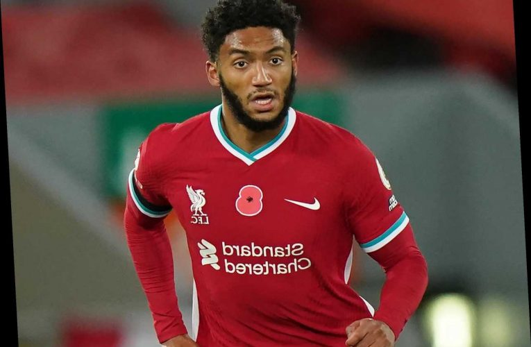 Joe Gomez feared to have suffered similar ACL injury to Virgil van Dijk in another massive blow for Klopp and Liverpool