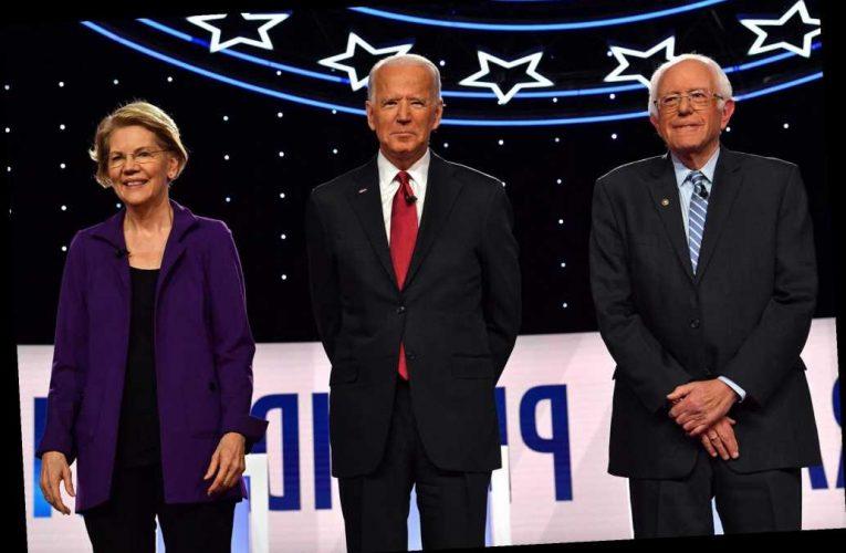 Joe Biden reportedly eyes establishment over progressives for administration