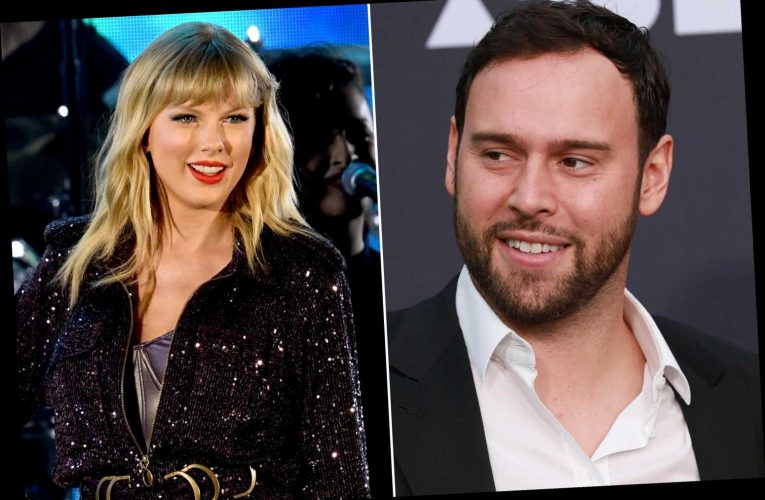 Scooter Braun sells Taylor Swift's masters for more than $300M