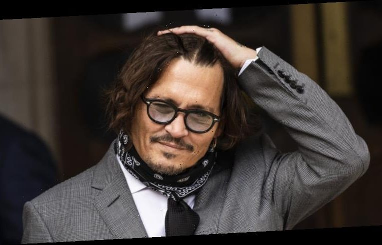 Johnny Depp asked to resign from Fantastic Beasts film after damning London court ruling