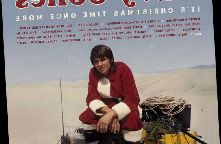 Late Davy Jones Joined by Daughter Annabel on New Christmas Album — See Exclusive Family Photos