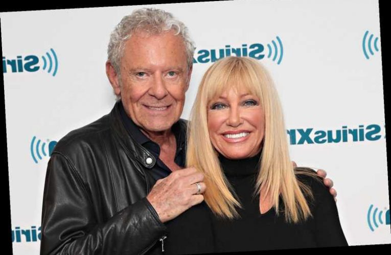 Suzanne Somers Celebrates 44 Years of Marriage with Alan Hamel: 'I Don't Want to Spend a Day Without You'