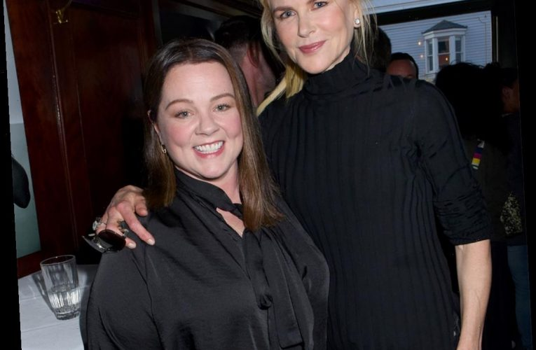 Melissa McCarthy Calls Her Nine Perfect Strangers Costar Nicole Kidman a 'Wonderful Weirdo'