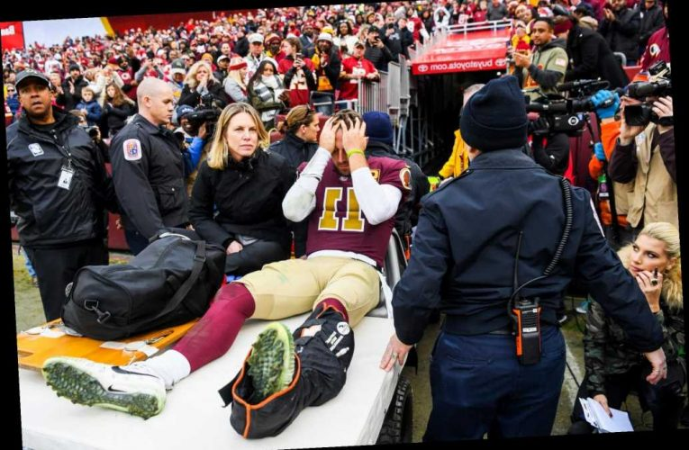 Quarterback Alex Smith Almost Died — But Instead Ended Up Staging Greatest Comeback of His Career