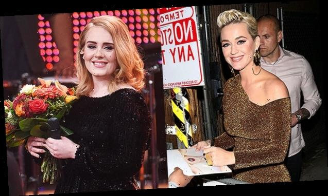 Katy Perry Looks So Much Like Adele During Virtual Performance & Fans Are Confused — Watch