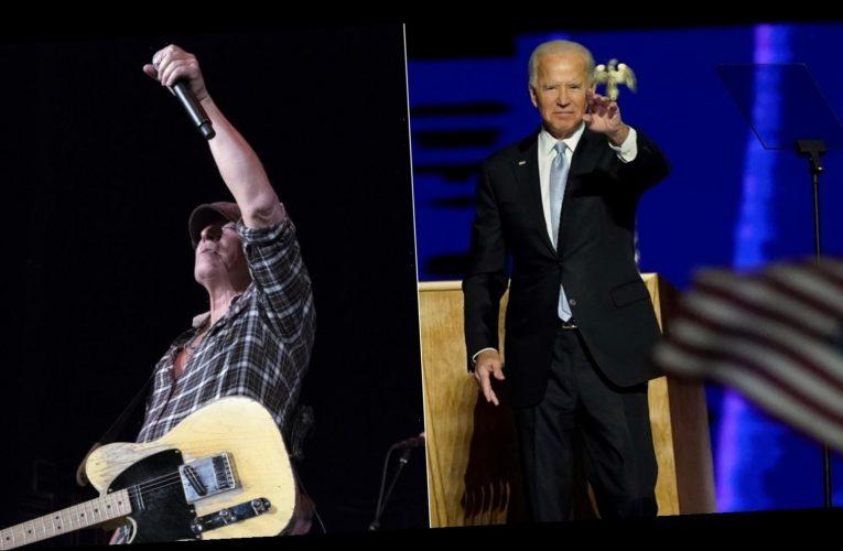 Joe Biden's victory speech walkout song explained