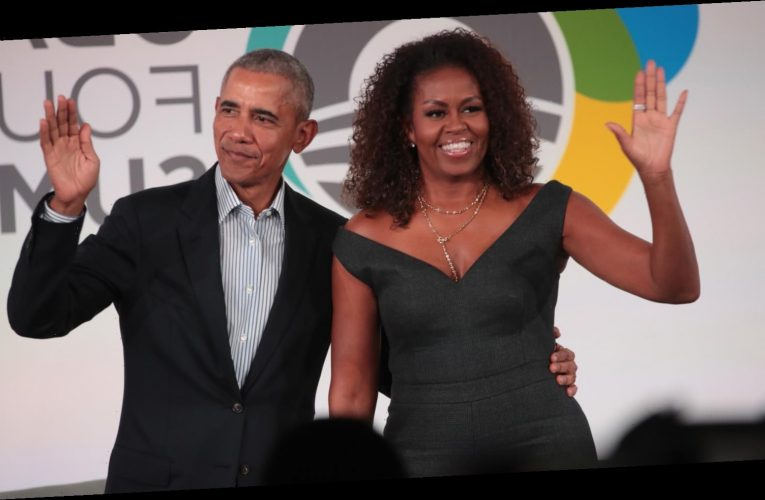 Barack Obama Reveals Michelle Wasn't Happy About Him Running For President
