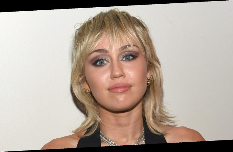 Miley Cyrus Makes A Sad Confession About Her Sobriety During COVID-19