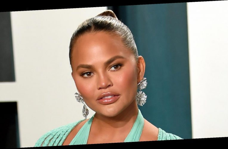 Why Chrissy Teigen Wants Baby Formula To Be Normalized