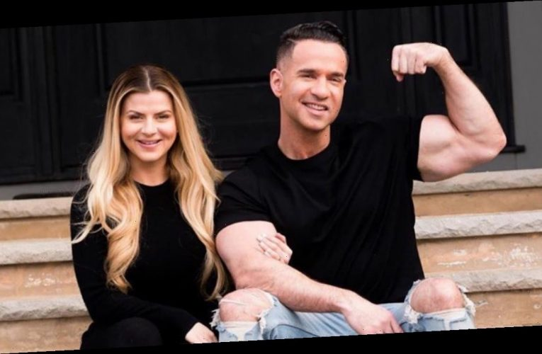Lauren and Mike Sorrentino continue work as Recovery Advocates as Jersey Shore couple celebrates one year milestone