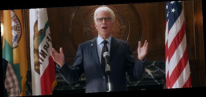 'Mr. Mayor' Trailer: Ted Danson is the Mayor of Los Angeles in New Series from '30 Rock' Creators