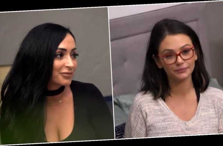 Angelina Pivarnick calls out Jenni Farley for stiffing her on a wedding gift