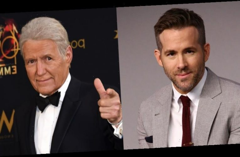 Ryan Reynolds Recalls His Last Conversation With Alex Trebek: 'It's Still Heartbreaking'