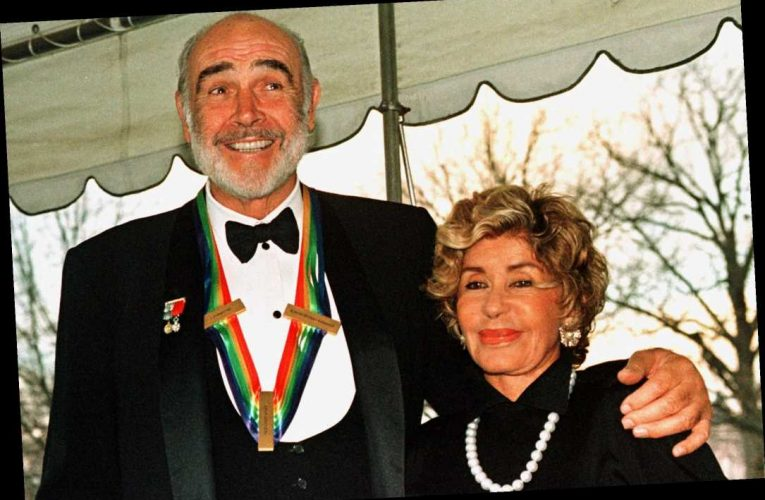 Sean Connery's widow could face jail time over alleged tax fraud in Spain