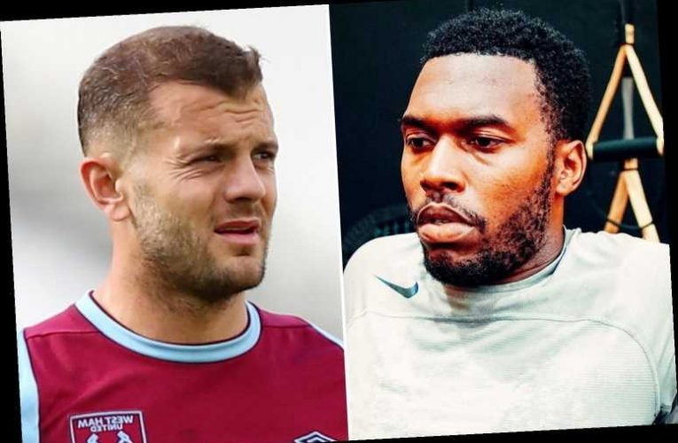 Daniel Sturridge and Jack Wilshere 'will struggle to find new clubs in January as loan transfers are more appealing'