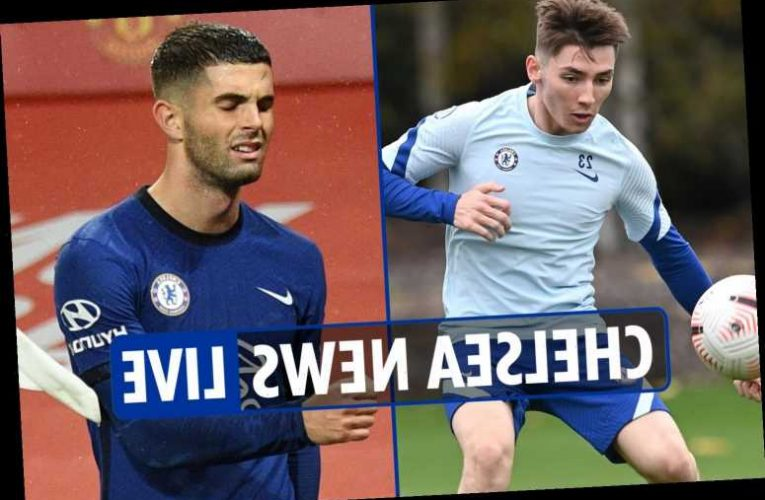9.15am Chelsea news LIVE: Pulisic injury UPDATE, Gilmour posts cryptic training snap, Rice targeted as Kante replacement – The Sun