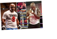Evander Holyfield teases Mike Tyson trilogy and asks fans who he should fight next after coming out of retirement at 58
