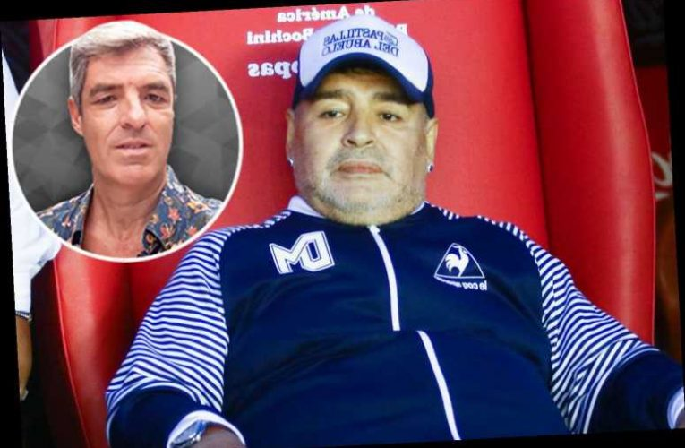 Maradona 'tipped over the edge' by lockdown after being saved from self-destruction by string of strange managerial jobs