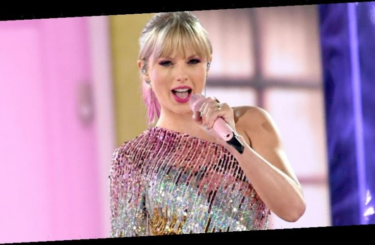 Taylor Swift Hypes Fans by Referencing a Past Music Teaser!
