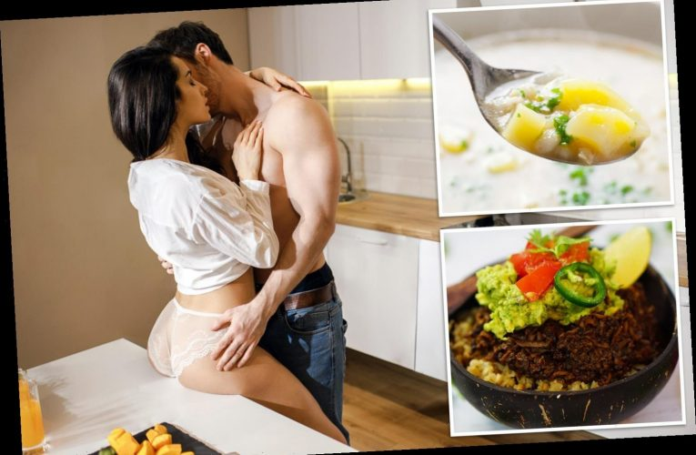 Feed your desire and improve your sex life with these libido-lifting recipes