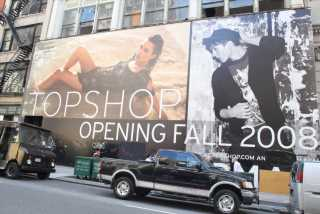 Talking Topshop: A Timeline of Philip Green's Adventures in Fashion