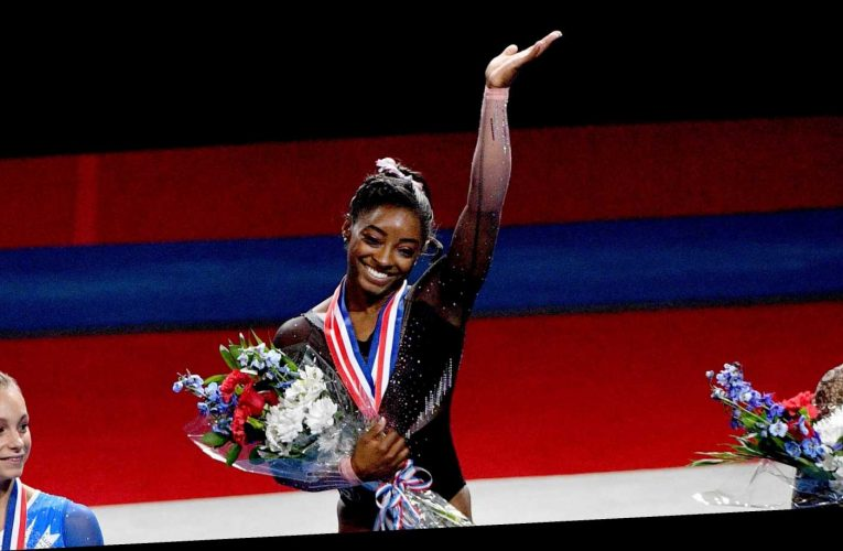 Simone Biles responds to ad criticism from Christian group that claims Uber Eats 'glamorizing a LGBTQ lifestyle'
