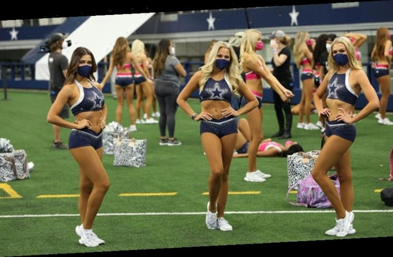 Former Dallas Cowboys Cheerleaders Judy Trammell, Kelli Finglass explain why the squad isn't outdated in 2020