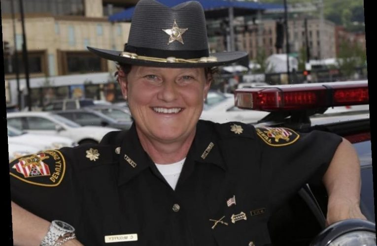 Ohio sheriff-elect makes history while beating ex-boss who fired her