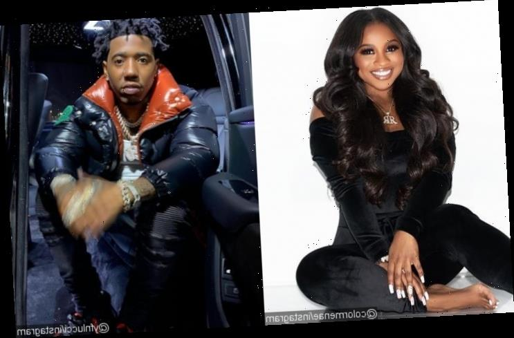 Reginae Carter and YFN Lucci Spotted Holding Hands Amid Reconciliation Rumors
