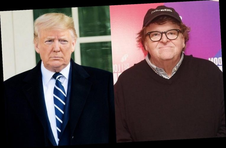 Michael Moore Rules Out Making Donald Trump Documentary: No One Wants to See It